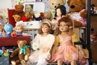 Puppenhandel - Puppendoktor - Sammlertraum